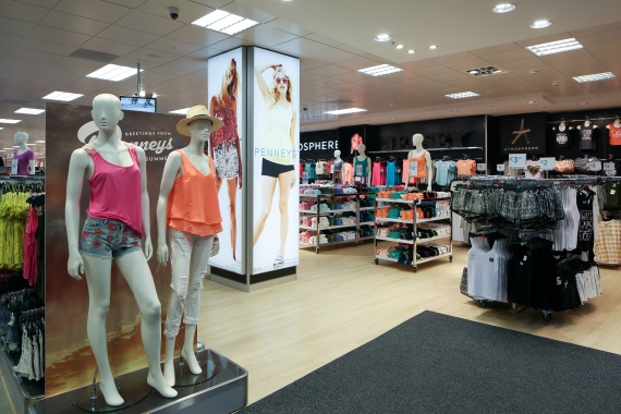 Penneys ireland clothes online