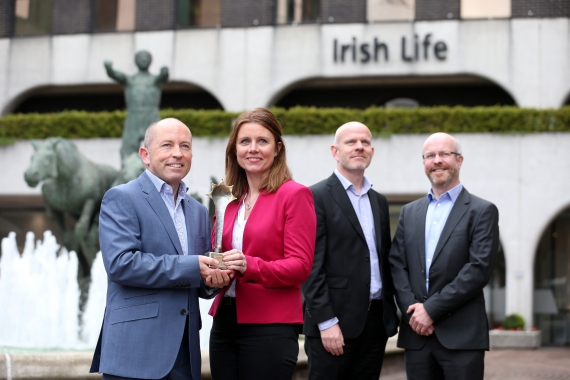 Irish Life and Mediaworks triumph at the 2015 Media Awards