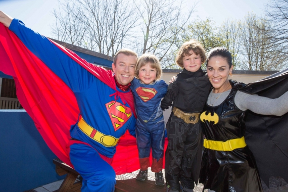 TV3 to support LauraLynn for Children's Hospice Week 2015