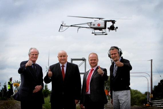 Green Aviation launches Irelands largest drone offering ...