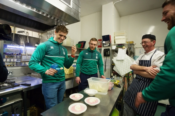 Three Ireland assist Focus Ireland in new rugby related campaign
