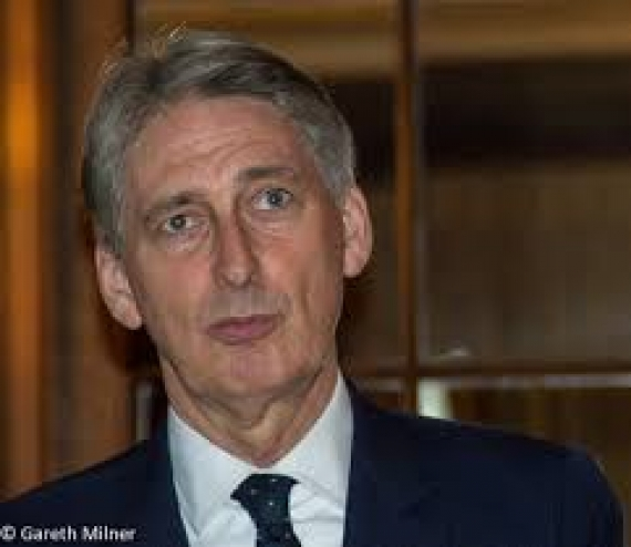 New UK Treasury chief says there'll be no emergency budget