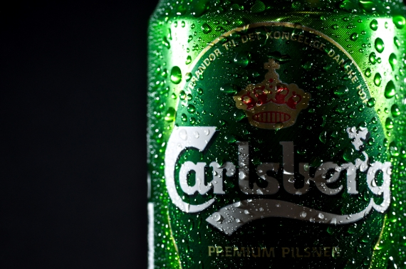 Carlsberg operating profit down 4% in first half of year