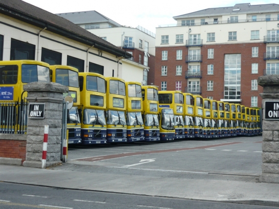Dublin Bus drivers to strike in September