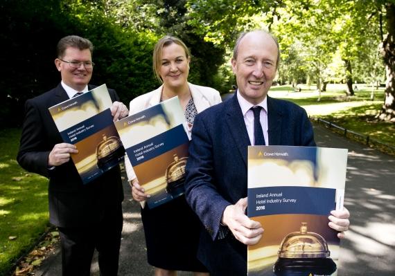 Irish Hotels at Record Profit Levels