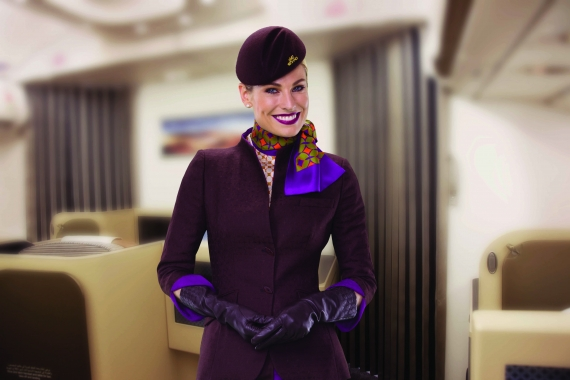 Fashion And Beauty Recruitment Agencies: Etihad Airways Announces Job Opportunities For Ireland