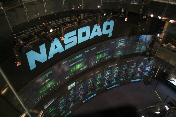Nasdaq closes above 6000 for the first time
