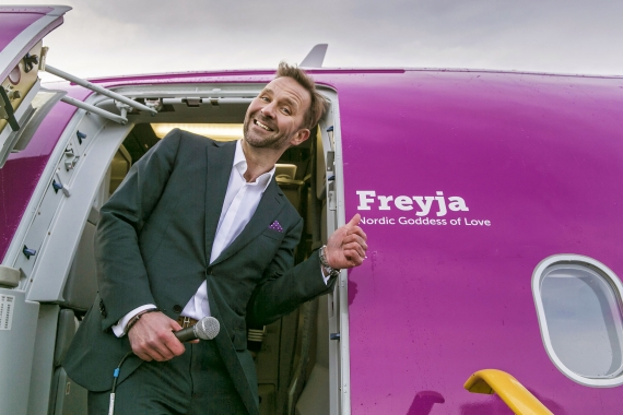 WOW air Announces $55 Flights To Europe