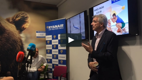Ryanair Profit Climbs Despite Declining Ticket Prices