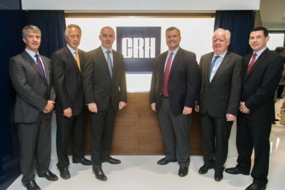 CRH Reports 1st Half Profit Rise, Plans to Sell Americas Distribution Unit