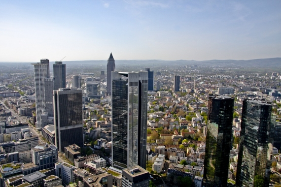 Brexit could bring 100000 jobs to Frankfurt