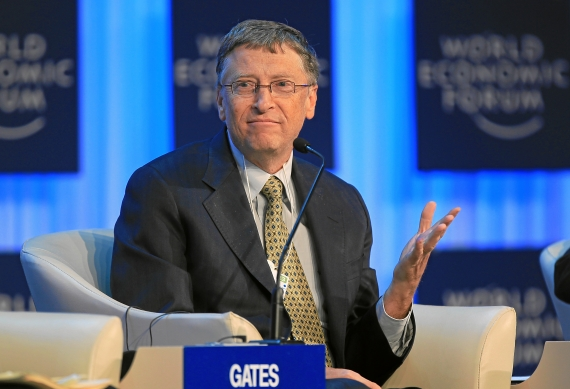 Bill Gates puts up $100 million to fight Alzheimer's