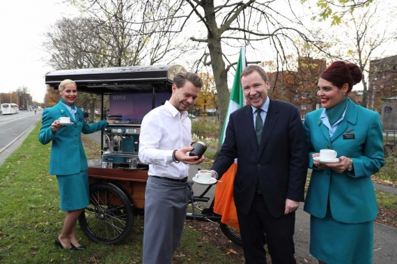 Aer lingus Announces New Dublin To Seattle Service