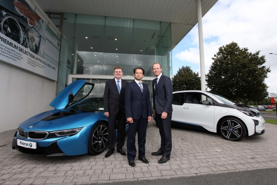 Bmw Electric Cars Hit 100 000 Sales Target World News For Ireland