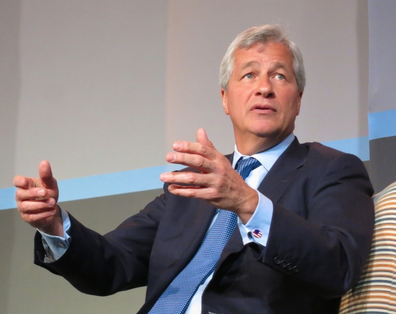 JP Morgan boss warns it could move 4000 jobs without Brexit progress