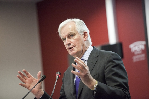 Transition deal not a given, EU warns May