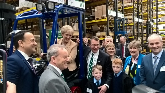 Combilift to create 200 new jobs