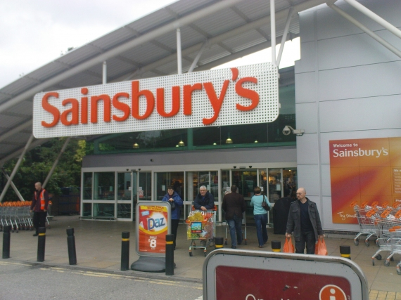 Sainsburys CEO apologises for singing 'We're in the money'