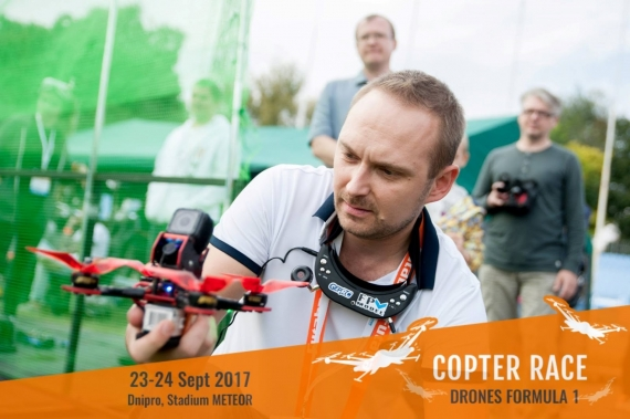 First FAI Drone Race in Ukraine Takes Place Thanks to Max Polyakov General, news for Ireland, Blog,