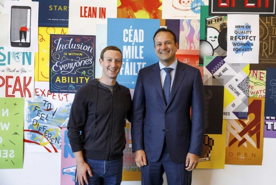 UK's data watchdog refers Facebook to Irish regulator