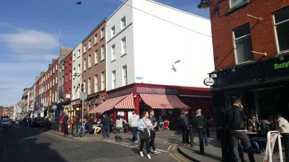 South William Street wins prestigious award