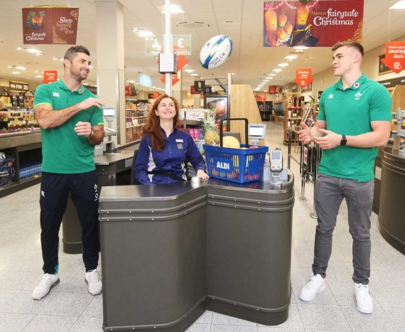Aldi continues €160m store investment programme