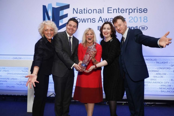 National Enterprise Town Awards 2018