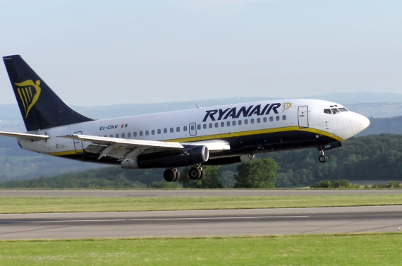 Ryanair reaches deal with German pilot union