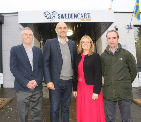 Swedencare expanding its operations in Ireland