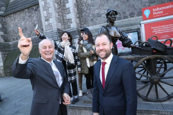 Irish tourism now worth over €9bn for first time