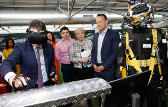 Government launches Future Jobs Ireland Ireland,Technology