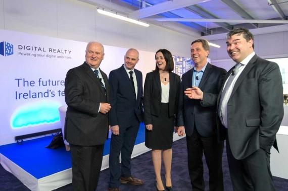 Irish Realty opens new Irish Data Centre