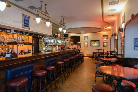 Leeson Lounge in Dublin up for sale