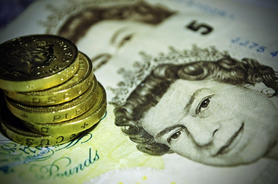 Sterling stuck near two-year lows