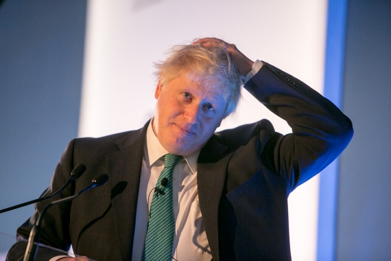 Boris Johnson says most important trade deal is with the EU