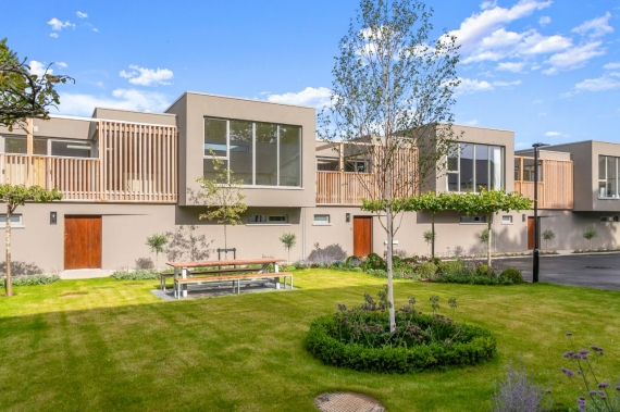 300 year old Dublin stable converted into boutique housing development