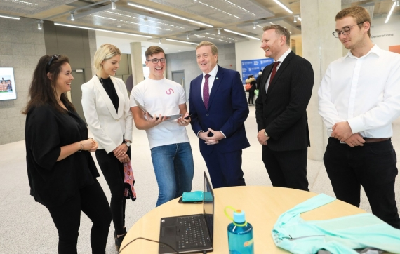 Trinity launch Innovation Workspace to deliver €6m in investment