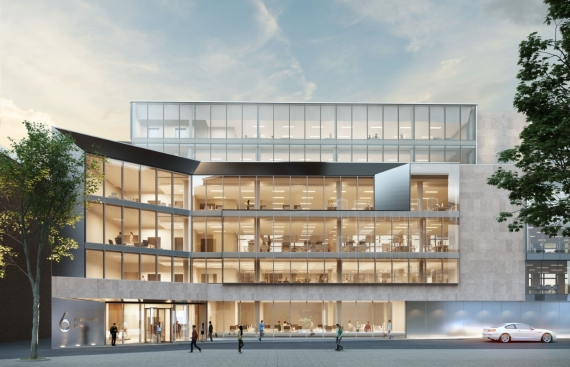 New Dublin office block to accommodate 300 workers