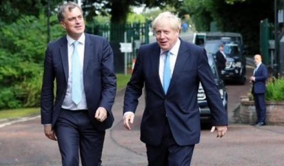 Boris Johnson strikes secret deal with the DUP