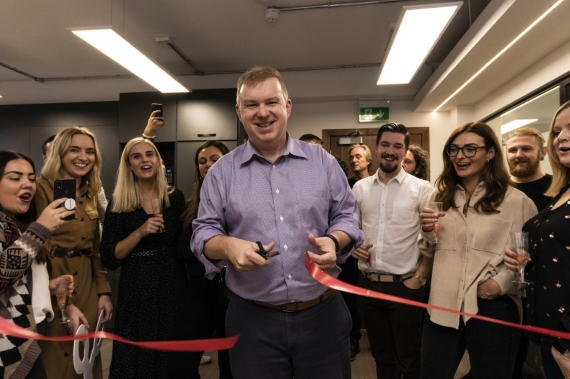 Smartling opens new Dublin Office