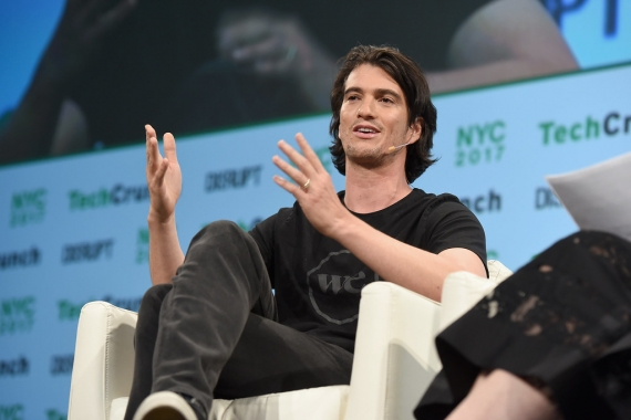 WeWork, former CEO Adam Neumann accused of pregnancy discrimination