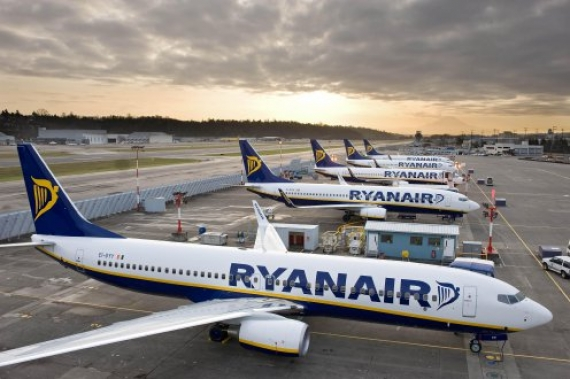 Ryanair says it will look to recover some of its lost growth in 2021