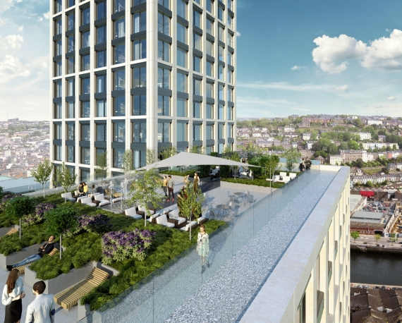 Major Cork City Centre residential development planned