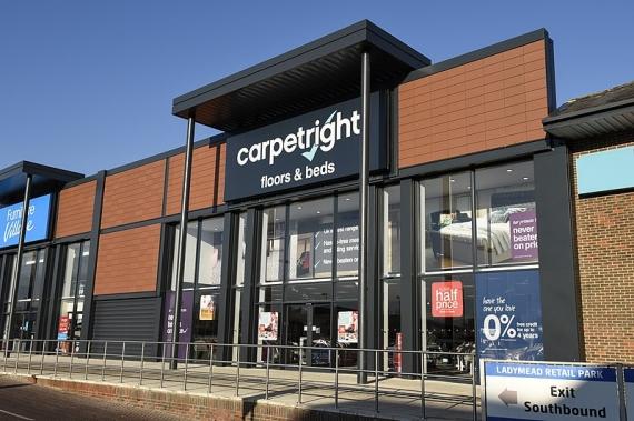 Carpetright's biggest investor to take company private in rescue bid
