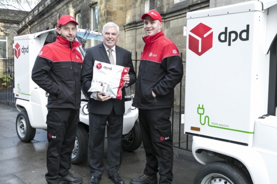DPD Ireland to create 120 jobs in Athlone