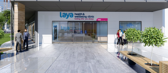 Laya Healthcare create 80 jobs and network of Health and Wellbeing Clinics