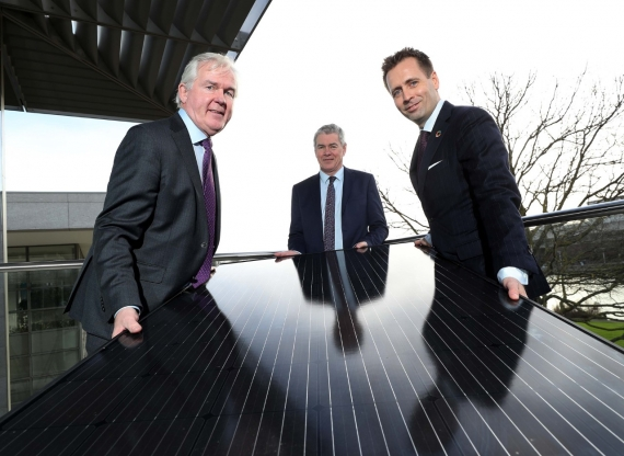 Obton to invest €300m in the Irish solar energy sector