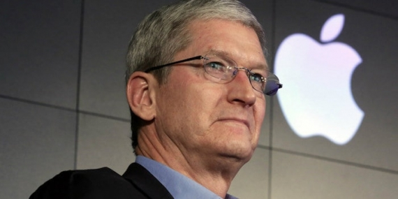 Apple CEO Tim Cook to receive Award in Dublin