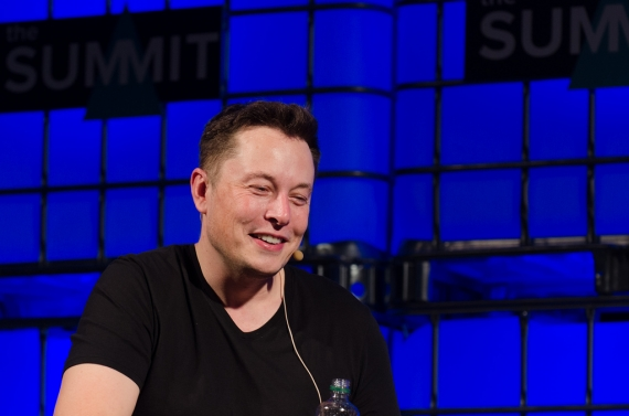 Musk nears $346m payday as Tesla market value soars