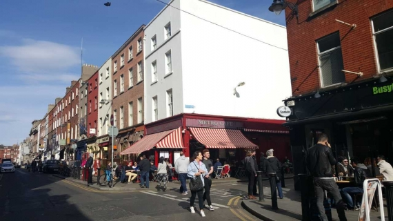 Modest pick-up in business activity in Dublin in fourth quarter